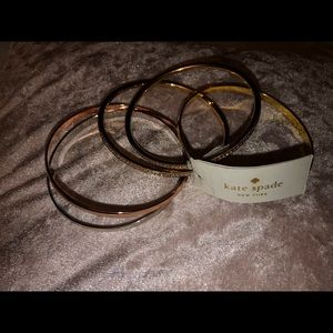 Kate Spade Bangle 4 Set Bracelets
